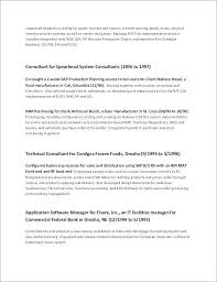 Good Resume Cover Letter Examples Cool Good Cover Letter Examples Beautiful 48 Good Cover Letter For Resume