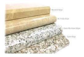 pencil edge granite granite edges and profiles a finishing touch for your pencil edge quartz countertops