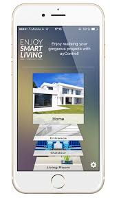 KNX control and visualisation app for iPhone, iPad and Android smartphones  / tablets