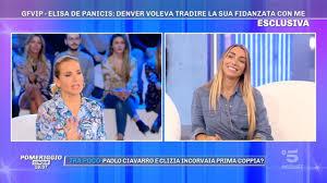 Elisa De Panicis: