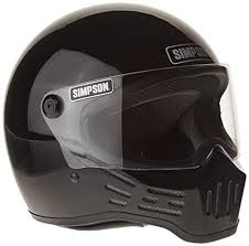Simpson M30dm2 Helmet Amazon In Car Motorbike