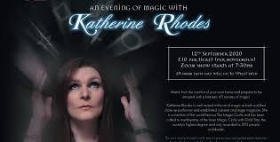 An Evening of Magic with Katherine Rhodes - Cheltenham -