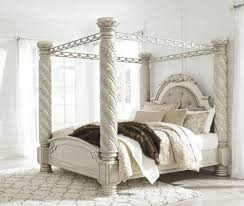 stunning cassimore north s pearl silver king upholstered poster canopy ideas of convertable north s canopy bed photos