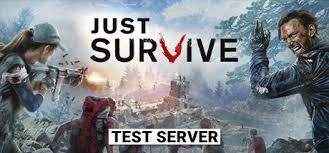 Just Survive Test Server Appid 362300 Steam Database