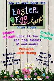 Easter Event Flyer Template – Festival Collections