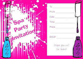 free sleepover invitation templates free party invitation templates printable marvelous girl birthday