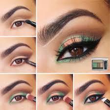 teal and c reefs eyes eyeshadow for brown eyes make up tutorials guide