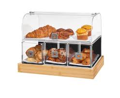 Bakery Display Stands Pastry Bakery Display Cases Stands Rosseto 29