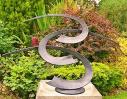 garden sculpture sculpture for gardens metal art contemporary garden sculpture modern art