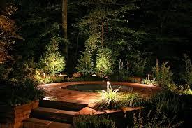 low voltage landscape lighting ideas