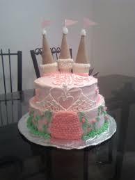 Best Cake Ideas Chrissy P Cakes Simple Castle Cake For Little Girl