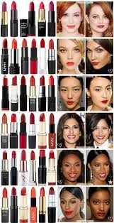 best red lipstick for all skin tones beauty style fashion hair makeup skincare nails health fitness exercise