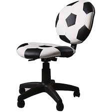 durable pvc home office chair. This Kid\u0027s Office Chair Is The Perfect Addition To Your Home Office, Child\u0027s Study Area, Or Even A Dorm Room. Adorned With Black-and-white Soccer\u2026 Durable Pvc