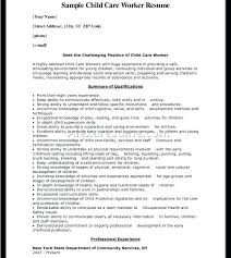Care Worker Cover Letter Child Care Cover Letter Sample Child Care
