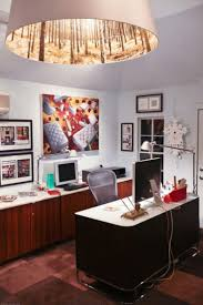 retro modest home office. retro modest home office workspace design vangviet interior ideas with simple desk o