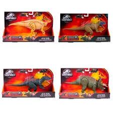 <b>Фигурка динозавра</b> Двойной удар <b>Jurassic World</b> Mattel GDT38 ...