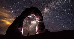 sky stars 1366x768 resolution