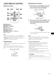 aiwa cdc x504mp operating instructions page 6 type your new search above