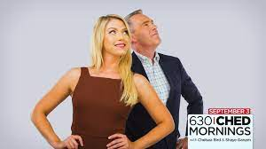 630 CHED - 630 CHED MORNINGS with Chelsea Bird & Shaye Ganam debuts  September 3 | Facebook