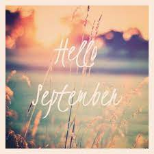 Happy September!!! | Happy september, Hello september, September quotes