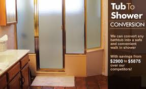 tub to shower conversion cost alldressedupinfo bathroom conversions cost