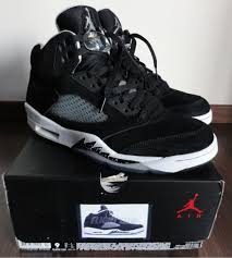 jordan 5 oreo. air jordan 5 retro oreo - photo 2/4