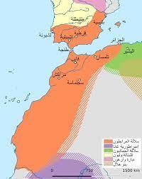 ملف:Almoravid dynasty of Morocco-ar.svg - ويكيبيديا
