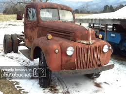 1946 Ford 1 1/2 Ton Truck   The H.A.M.B.