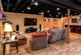 Exposed ceiling lighting basement industrial black Unfinished Basement Basement Ceiling Painted Inspiration Gallery From Exposed Basement Ceiling Ideas Darker Basement Ceiling Painted Flat Black Thebubblebookcom Basement Ceiling Painted Thebubblebookcom