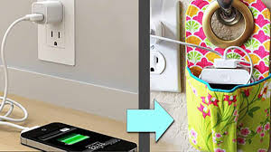 easy sewing projects ideas iphone diy charging station diy projects crafts by