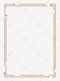 Golden Poster Border Png Download Poster Border Frame Gold