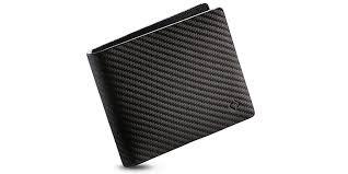 cool carbon fiber wallets for men