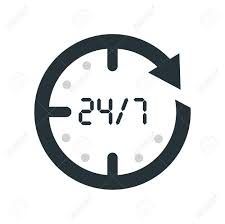 Timer 1 Mins The 1 Minutes Icon Isolated On White Background Clock And Watch