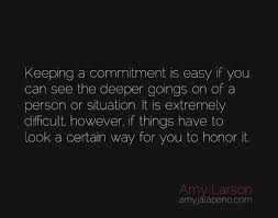 Quotes About Commitment Amazing 48 Best Quotes About Commitment Commitment Quotes QuotesOnImages