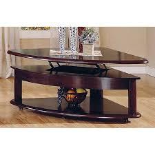 corner living room table. steve silver lidya corner wedge lift-top coffee table with living room l