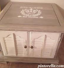 image stencils furniture painting. Chalk Painted And Distressed Furnitured Image Stencils Furniture Painting F
