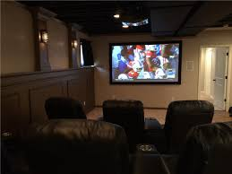 basement home theater. Brilliant Home Click To View More Throughout Basement Home Theater