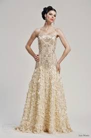 post your gold wedding dress or dress inspiration here weddingbee
