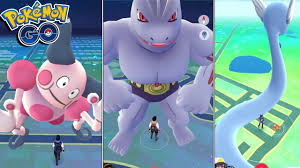 all huge pokemon in pokemon go how to get see big pokemon cool pokemon go glitch you