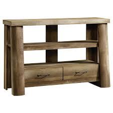 meijers furniture. Sauder Boone Mountain Anywhere Console Craftsman Oak Meijers Furniture L