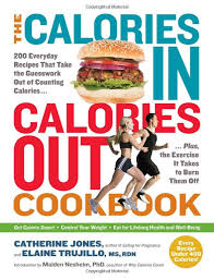 Food Calorie Book Book Review The Calories In Calories Out Cookbook Dr Taylor Wallace