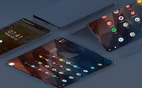 phones 2019 samsung huawei are considering same names for their foldable