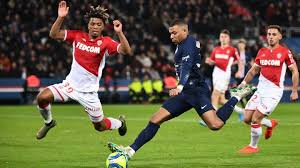 Robert moreno's as monaco showed a completely different face as he debuted against a strong psg side. Monaco 1 4 Psg Resumen Goles Y Resultado As Com