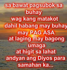 Good Morning Quotes Tagalog Best of Best Tagalog God Quotes To Inspire You