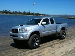 Toyota Tacoma Lifted 3 Inches - image #392