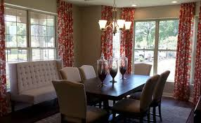 Dining Room In Model Home M I Homes