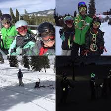 Downhill Ski Resort Tahoe Donner