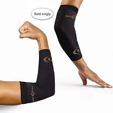 Medicopper Tennis Elbow Sleeve Copper Fit Compression Brace Unisex