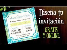 Aplicaciones Para Hacer Invitaciones Gratis Como Hacer Una Invitacion Online Gratis Hacer Invitaciones