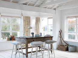 tongue and groove white. sussex tongue and groove dining room beach style with industrial table lamp metal trivets white beams